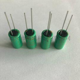 柱式超級電容 法拉電容  2.7V 7F