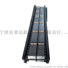 conveyor带横侧挡板链板输送机