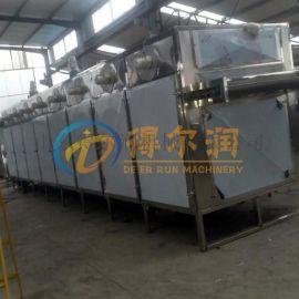 大型葡萄干烘干机 多层带式水果干烘干机 网带式水果烘干机