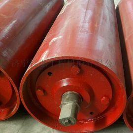 SSJ80涨紧滚筒 铣扁的涨紧滚筒 标准改向滚筒