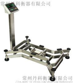 304不锈钢出口热销电子台秤 常州丹科KX台秤