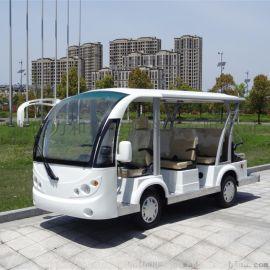 湖南厂家供应8座11座电瓶观光车,景区观光游览车