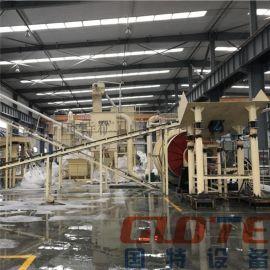 板材砂生产线  石英砂制砂机  卧式板材砂生产线