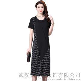 服装进货在哪里进货好【现货】JPR长袖新款连衣裙