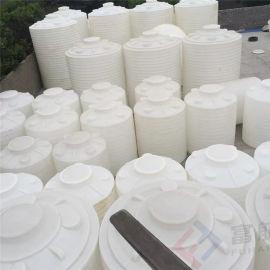 5噸雨水收集塑料桶5立方大白罐容量