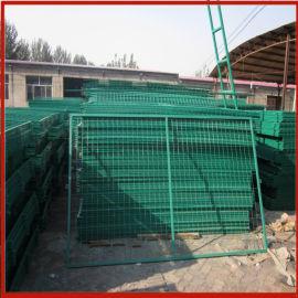 景区隔离防护网 隔离网安装 钢丝围栏网厂家
