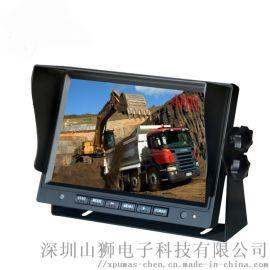 7寸大巴监控显示器大巴后视系统AHD 高清显示器