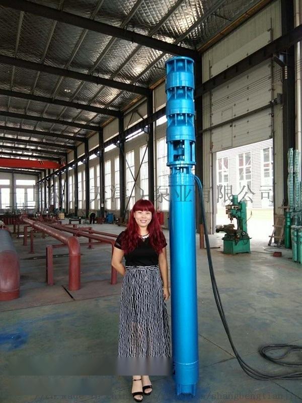 大流量矿用潜水泵生产_制造_销售_厂家