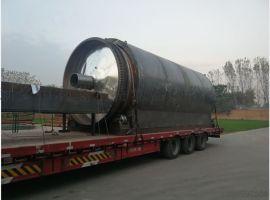 废轮胎炼油设备