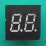 供應0.3英寸2位LED數碼管 兩位移動電源數碼管