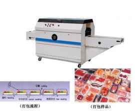 潮州全自动保鲜膜包装机/自动裹包机优势