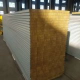 厂家专业生产金属岩棉夹芯板 不锈钢岩棉夹芯板