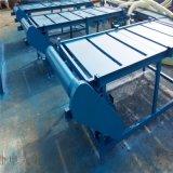 六九重工帶防塵罩箱貨裝車用槽鋼皮帶輸送機Lj8