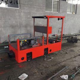 生产CTY1.6吨电机车 防爆蓄电池电机车 电机车