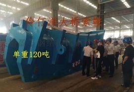 河北省 大跨度空间铸钢节点 体育馆铸钢节点