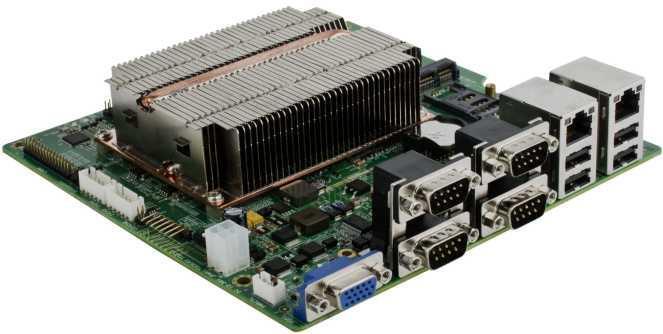 施耐基科技INTEL D2550嵌入式工控主板ITX-1916