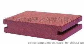 100x20mm 塑木实心地板 工程地板  技术** 批发直销 共翔塑木
