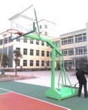 平箱仿液壓籃球架,凹箱式籃球架,219圓管籃球架