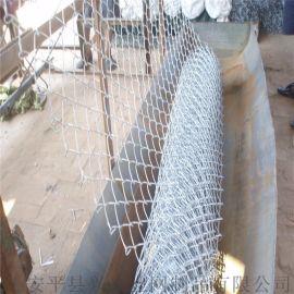 体育场勾花网 长沙勾花网 钢丝菱形网