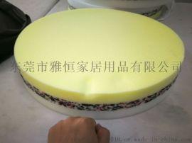 東莞海綿坐墊生產廠家海綿坐墊加工廠家雅恆家居