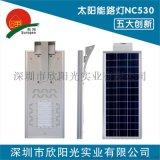 拓陽鋰電池一體化太陽能路燈30W太陽能路燈