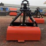 現貨供應帶齒單繩抓鬥可下水作業泥沙廢鋼抓鬥使用廣泛