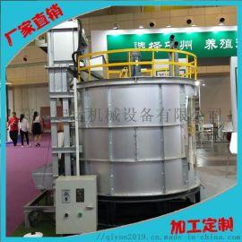养殖场粪污发酵设备 羊粪有机肥发酵罐多少钱