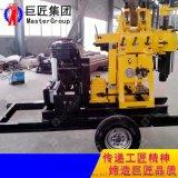 水文水井鑽機XYX-200全液壓水井鑽機