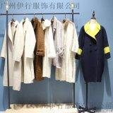 芭轩娜品牌折扣女装特卖直播货源 芭轩娜貂绒大衣哪里进货便宜