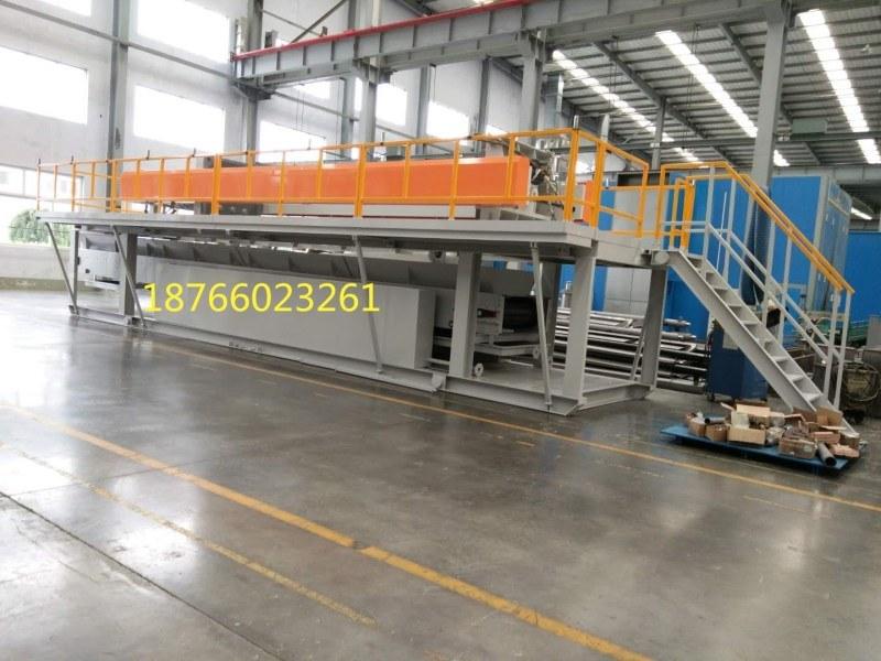 景津1250型移動式架構體壓濾機