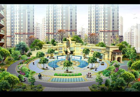 风景园林绿化景观设计施工
