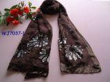 丝绒围巾(WJ7037)
