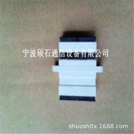 SC多模双工光纤适配器 光纤法兰