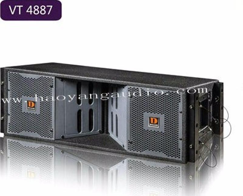 DIASE  VT4887 线阵音箱  三分频    舞台音箱   适用于户外大型演出