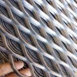钢板网 菱形拉伸网 爬架网片 建筑菱型钢板网