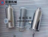 温州厂家直销各种卫生级304 316快装角式过滤器