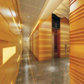 规格尺寸定做木纹铝单板环保建筑装饰铝单板