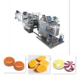 厂家直销全自动硬糖浇注生产线 全自动糖果平安信誉娱乐平台设备 糖果机