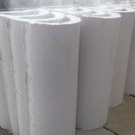 厂家直销 耐高温弧形硅酸钙板 管道保温管壳