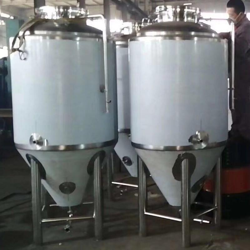 HYC-G立式發酵罐 廠家帶攪拌液體 乳製品發酵罐