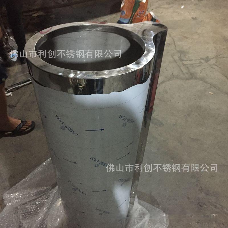 供应  不锈钢花盆不锈钢花盆创意电镀彩色不锈钢花盆