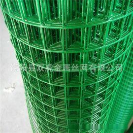 供应圈地荷兰网 浸塑电焊网  养殖铁丝网