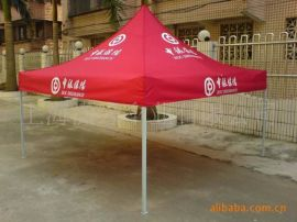帐篷太阳伞 四脚帐篷 可折叠四脚帐篷上海帐篷定制厂