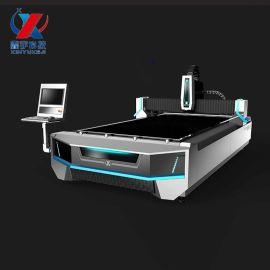 双驱1500W高速光纤激光切割机 现货供应激光切割机
