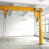 电动旋转悬臂吊 移动式固定式电动悬臂吊?旋转悬臂吊