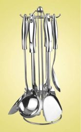 加厚不锈钢7件套厨具