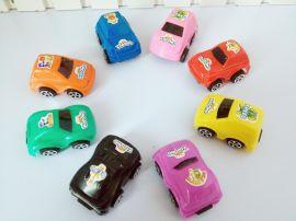 简乐YLH003回力小汽车装糖玩具