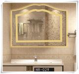 智慧螢幕觸摸式開關LED掛壁鏡防霧浴室鏡發光鏡子