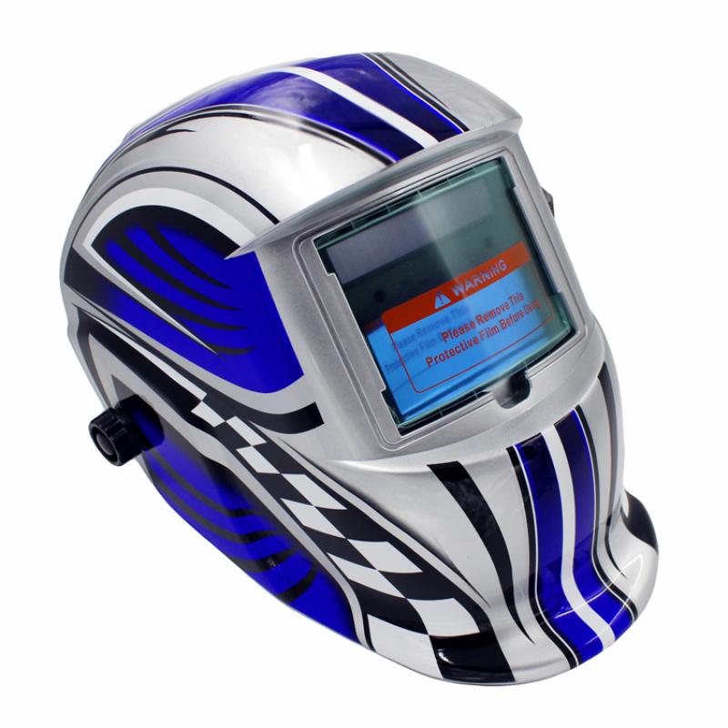 焊割防護帽子全臉防護電焊面罩