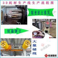 买ABS/PLA3D打印耗材设备到松湖塑机